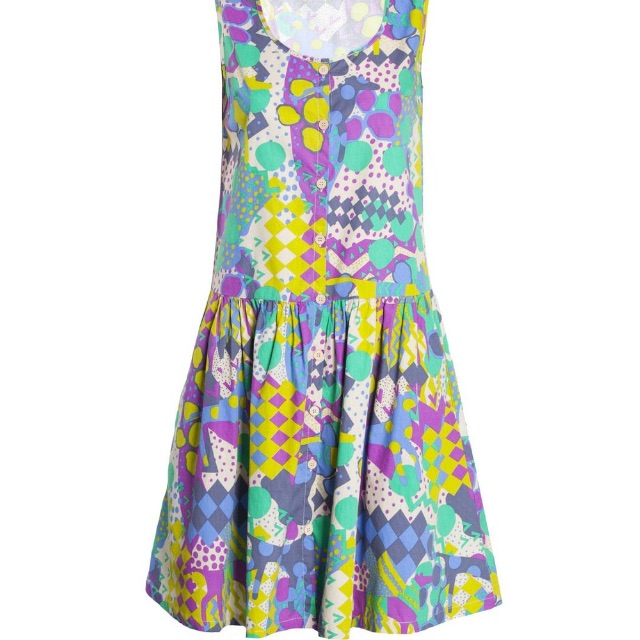 Gorman Pony Acid Dress