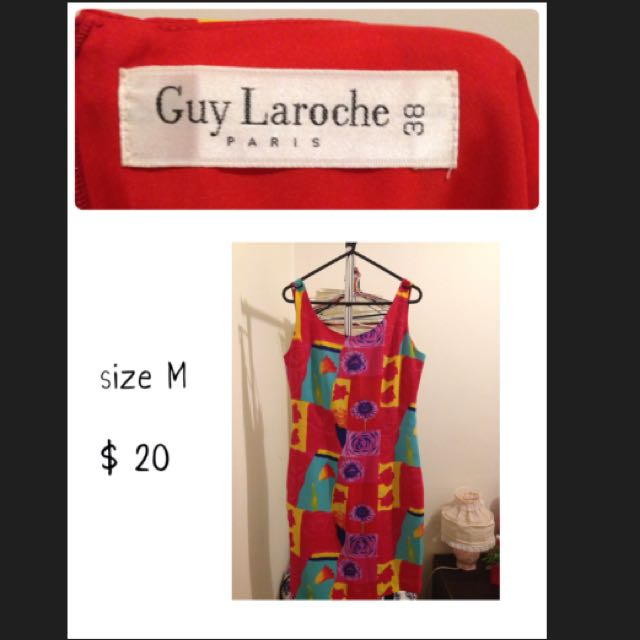 Guy Laroche dress