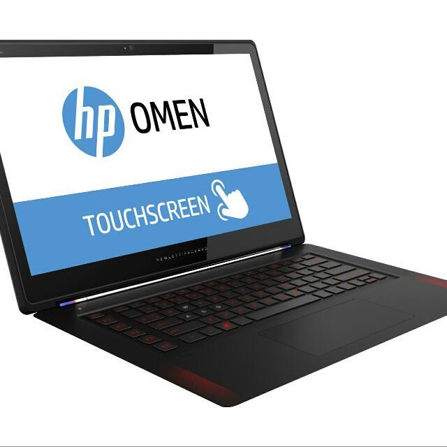 HP OMEN NOTEBOOK PC 15-5024TX