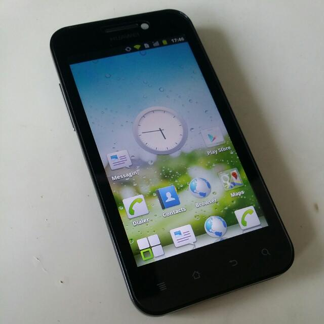 Huawei Honor U8860 Non Camera Version Android 2 3 6 Mobile Phone