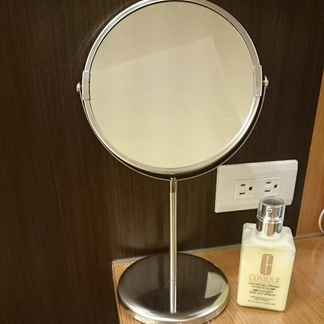 待匯款 IKEA 桌立鏡 雙面鏡