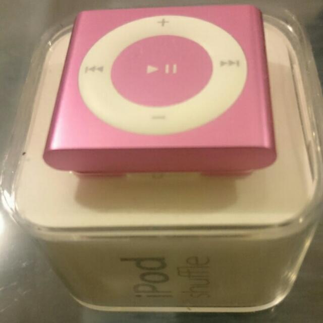 iPod Shuffle 2GB (NEW IN BOX)