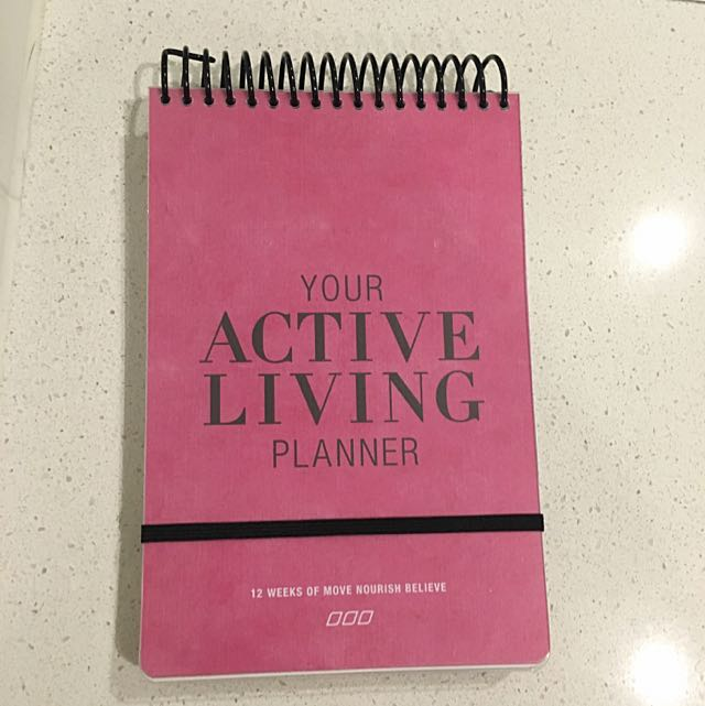 Lorna Jane Active Living Planner
