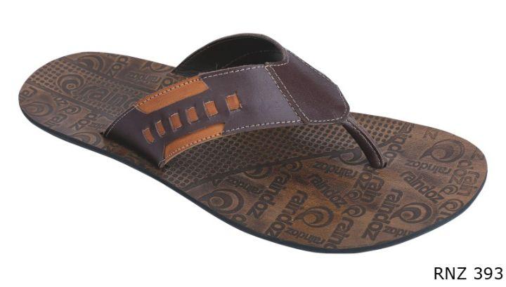 Model Sandal Pria Terbaru Kulit Sol Fiber Cokelat – RNZ 393 b9ce39a0d1