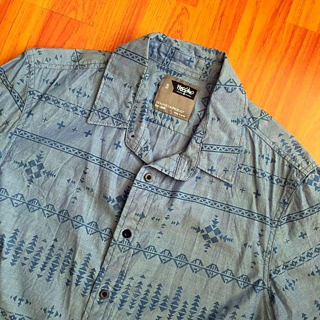Mossimo Aztec Shirt