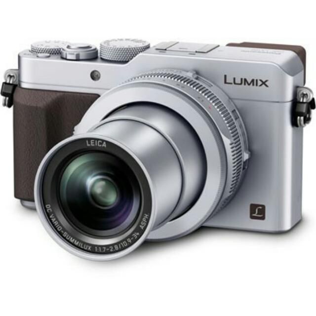 Panansonic Lumix LX100 Silver color