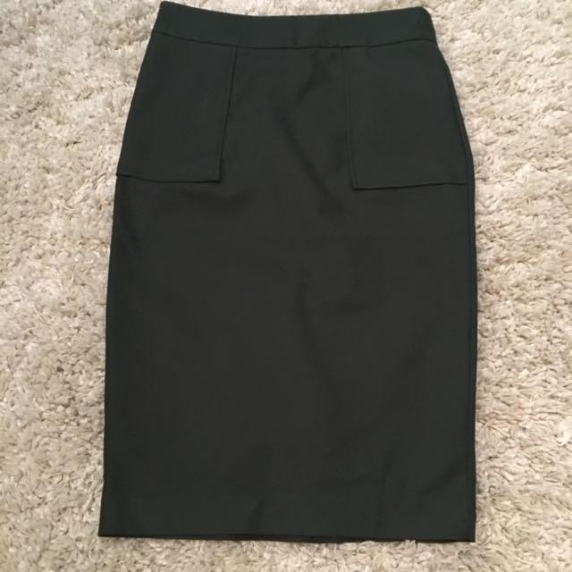 Skirt - Green - Small