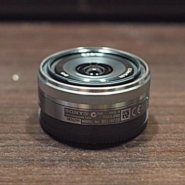 Sony 16mm F2.8 E-mount SEL16F28