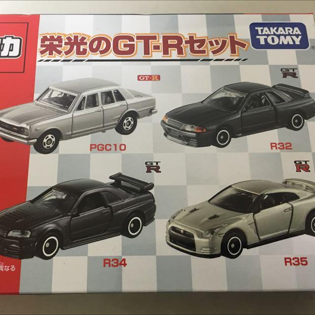 TOMICA 榮光GTR