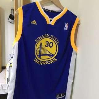Curry球衣