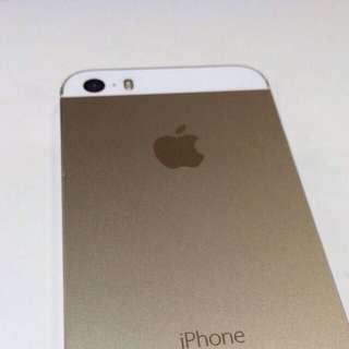 必備香檳金-iPhone 5s保留中