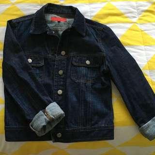 FCUK Denim Jacket Small
