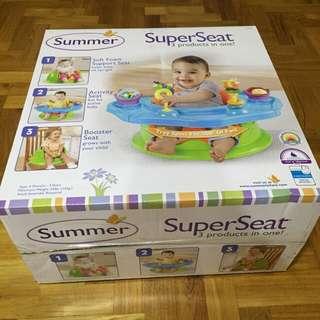 Summer Super Seats 3 In 1