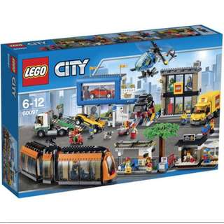 LEGO City 60097 Town Square (MISB)