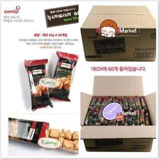現貨-韓國超夯一口酥
