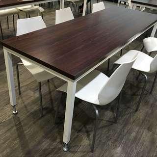 實木桌/辦公桌/萬用桌/上課桌