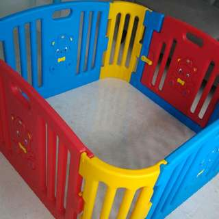 Baby Bear Zone Play Yard