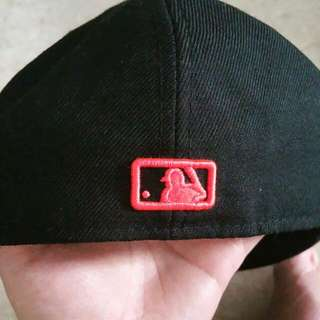 Authentic New Era Baseball Cap