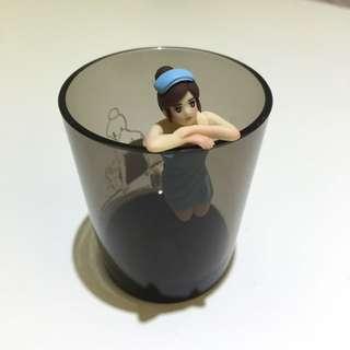 杯緣子 溫泉