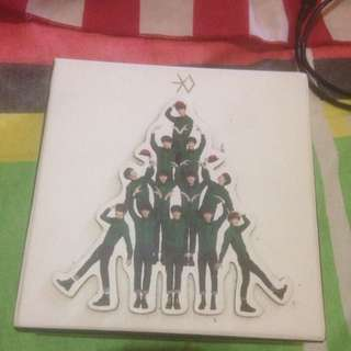 [Mini Album] EXO Miracles In December (Korean Ver.)