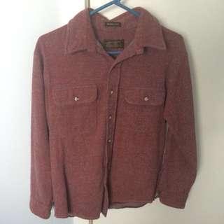 Eddie Bauer Flannel Button Shirt