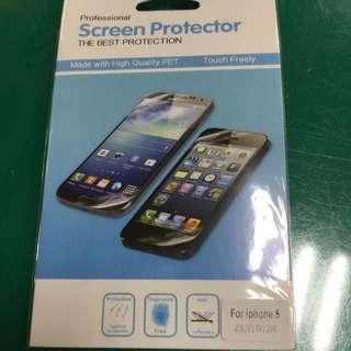 Iphone5 保護貼