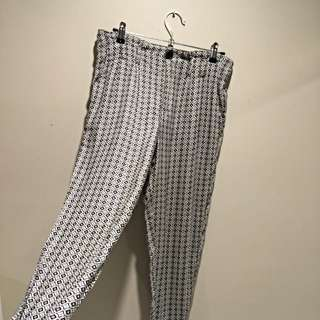 Forever 21 Patterns Pants