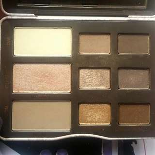 Two Faced Natural Eyes Pallete