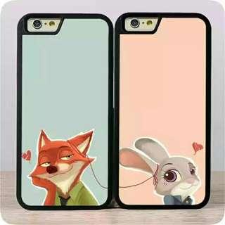Zootopia Couple Phone Cover (IPhone)