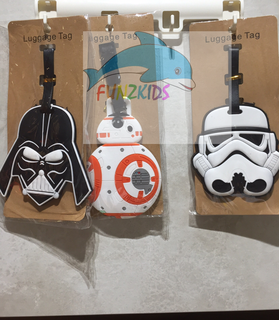 Star Wars Luggage Tag / Bag Tag (Starwars)