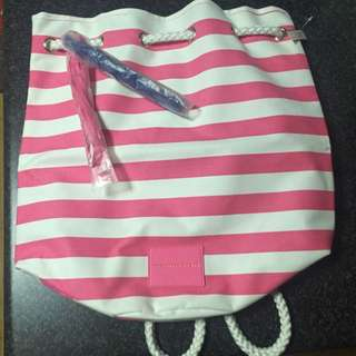 Victoria's Secret Backpack Beach Bag