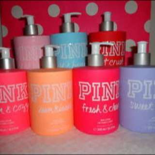 Victoria's Secret PINK Body lotion