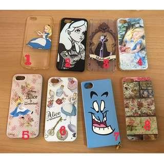 愛麗絲阿拉丁神燈其他i5、i5s、ise手機殼