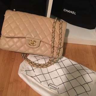Jumbo Chanel Classic ( most popular colour)