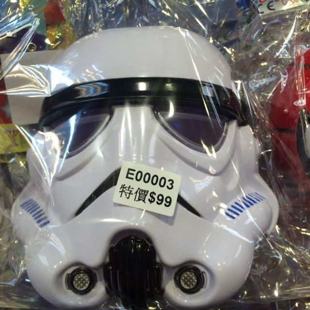 星際大戰面具