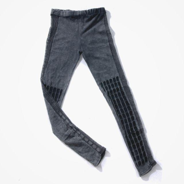 性感網格內搭褲
