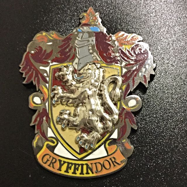 哈利波特 徽章