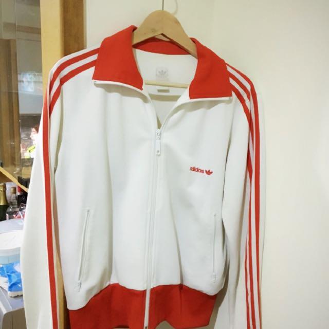Adidas古著運動外套