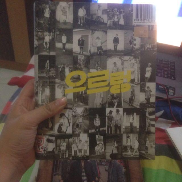 [album] EXO - Growl (Korean Version)