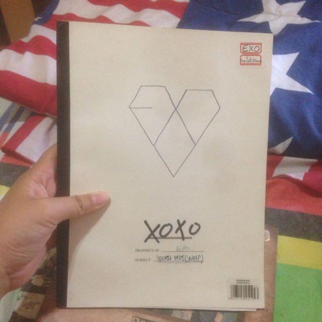 [Album] EXO - XOXO (Korean Ver)