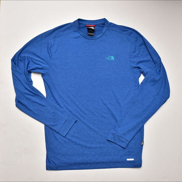 1e298f8a Almost New men's long sleeve Quick Dry t Shirt by The North Face ...