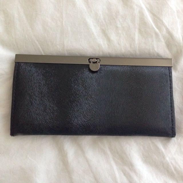 Black Clutch/purse