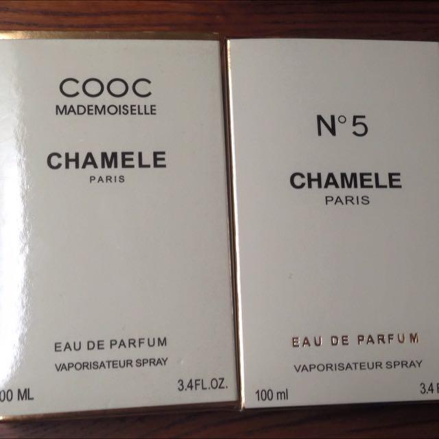 Chanel Purfumes