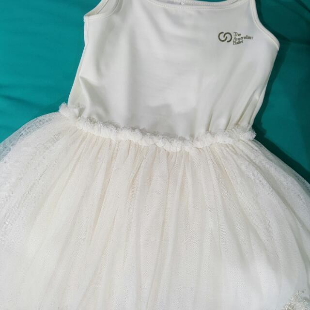 Collette Dinnigan Ballet Dress