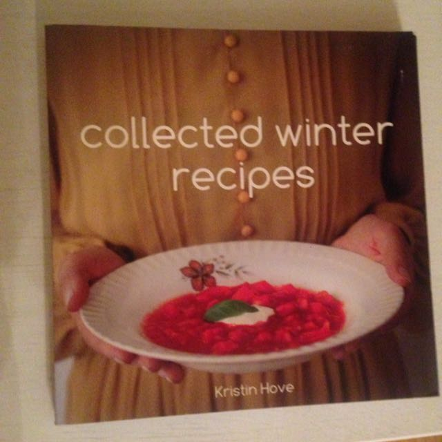 Cook Book Recipes For Winter