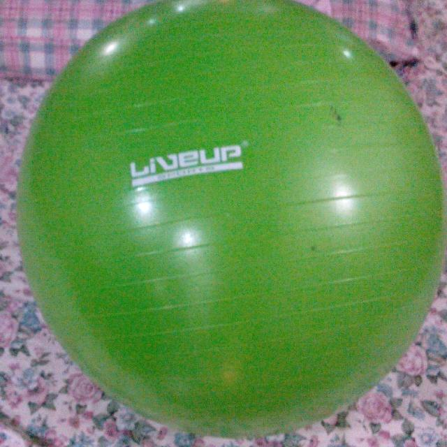Gym Ball LiveUp (CLEARANCE before 22 April 2016)
