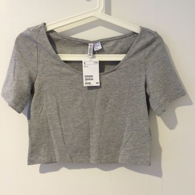 H & M Short Length Top