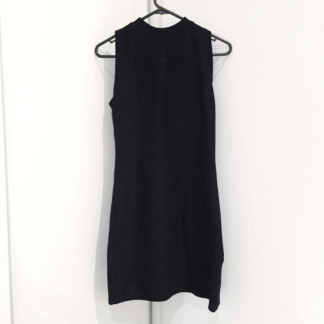 HM Mini Black Dress