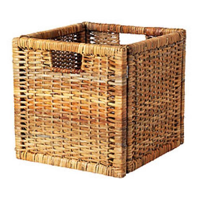 IKEA Branas Rattan Basket *UNDER OFFER*