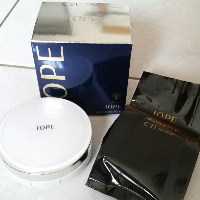 IOPE 氣墊粉餅 C21
